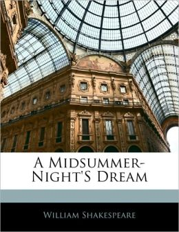 A Midsummer-Night'S Dream
