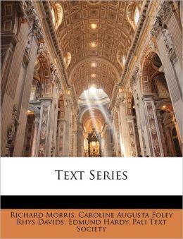 Text Series