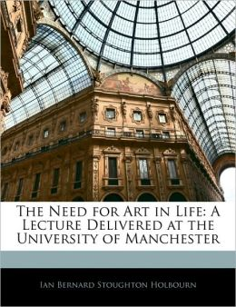 The Need For Art In Life