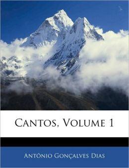 Cantos, Volume 1