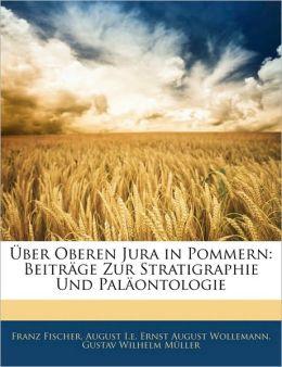 Uber Oberen Jura In Pommern