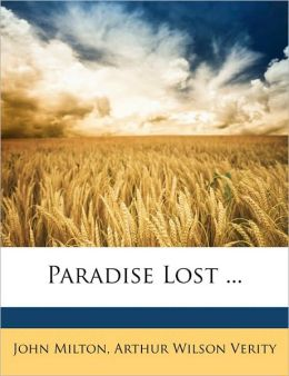 Paradise Lost ...