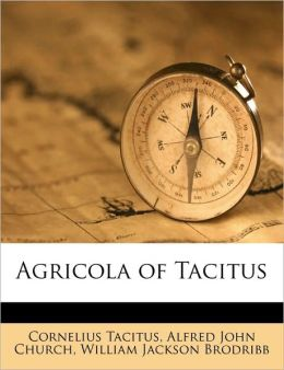 Agricola Of Tacitus