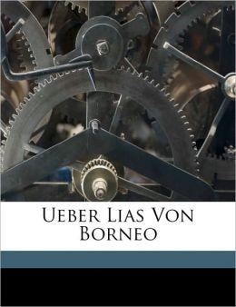 Ueber Lias Von Borneo