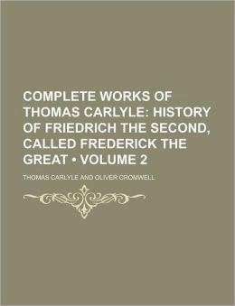 The Complete Works Of Thomas Carlyle (Volume 2)