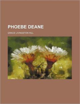 Phoebe Deane
