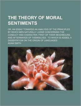 The Theory of Moral Sentiments (1-2)