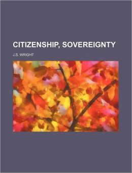 citizenship, sovereignty