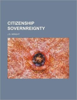 Citizenship Sovernreignty