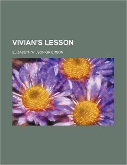 Vivian's Lesson