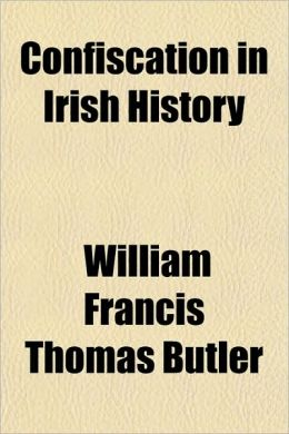 Confiscation In Irish History