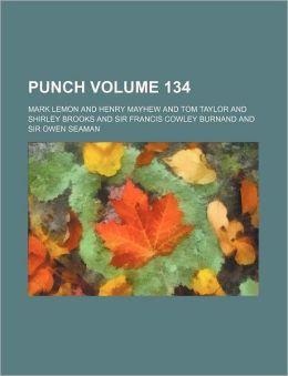Punch Volume 134