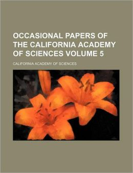 Occasional Papers of the California Academy of Sciences