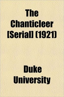 The Chanticleer [Serial] (1921)