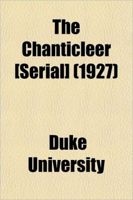 The Chanticleer [Serial] (1927)