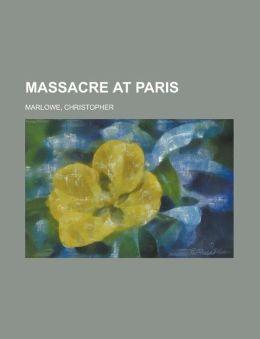 Massacre at Paris