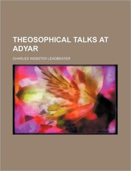 Theosophical talks at Adyar