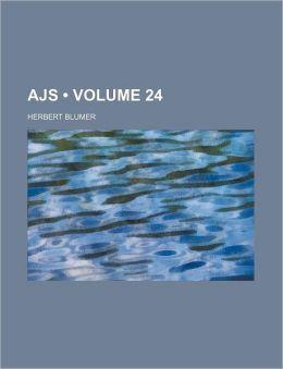 Ajs (Volume 24)
