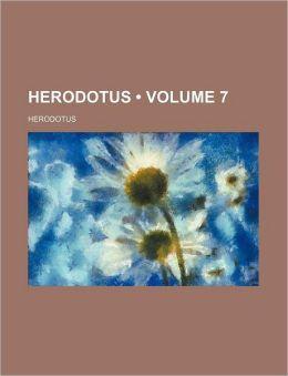 Herodotus (Volume 7)