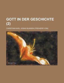 Gott in Der Geschichte (2)