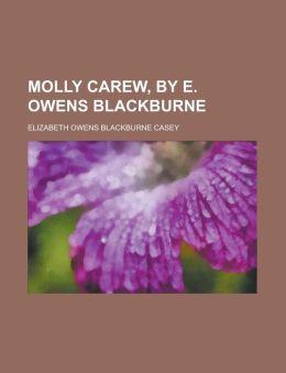 Molly Carew, by E. Owens Blackburne