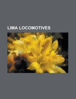 Lima Locomotives: Usatc S160 Class, Southern Pacific 4449, Pere Marquette 1225, Usra Light Mikado, Sncf Class 141r, Prr M1