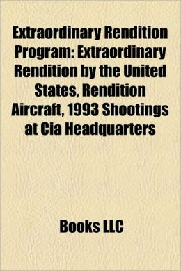 Extraordinary rendition program: Extraordinary rendition by the United States, Rendition aircraft, 1993 shootings at CIA Headquarters