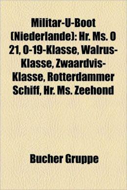 U Boot Walrus Klasse Militr-U-Boot  Niederlande