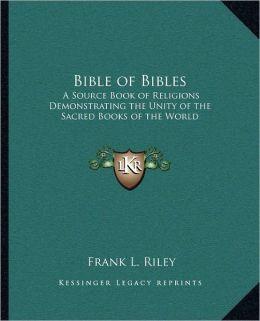 Bible Of Bibles