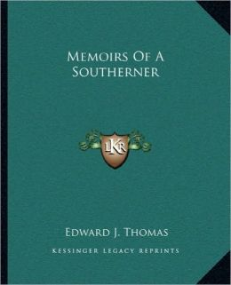 Memoirs Of A Southerner