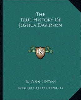 The True History Of Joshua Davidson