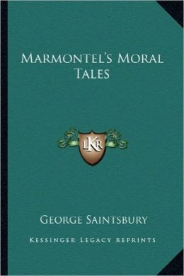 Marmontel's Moral Tales