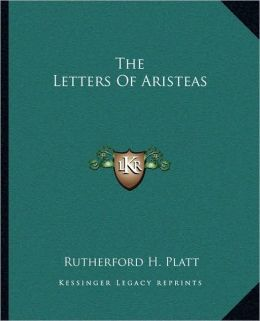 The Letters Of Aristeas