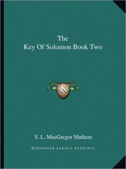 The Key Of Solomon Book Two