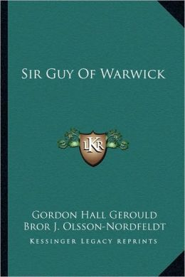 Sir Guy Of Warwick