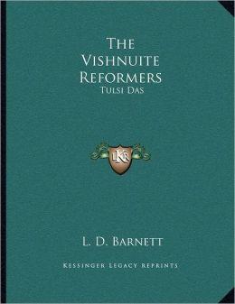 The Vishnuite Reformers: Tulsi Das