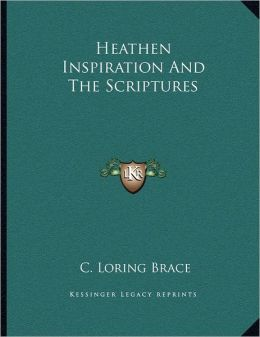 Heathen Inspiration And The Scriptures