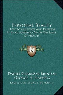 Personal Beauty