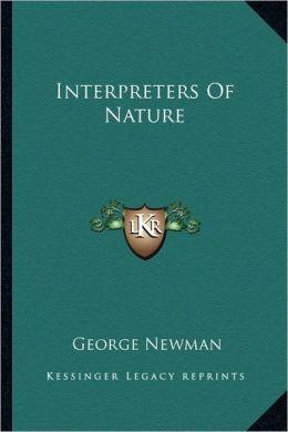 Interpreters Of Nature