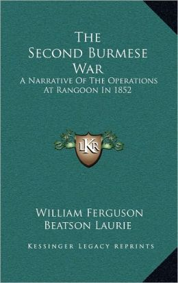 The Second Burmese War