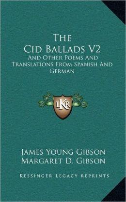 The Cid Ballads V2
