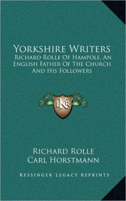 Yorkshire Writers