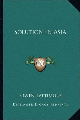 Solution In Asia