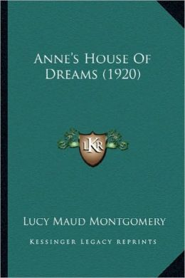 Anne's House of Dreams (1920)