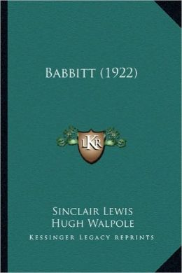 Babbitt (1922)