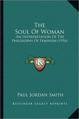 The Soul Of Woman