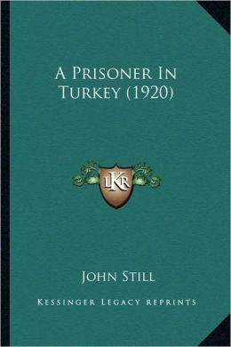 A Prisoner In Turkey (1920)
