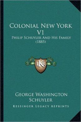 Colonial New York V1