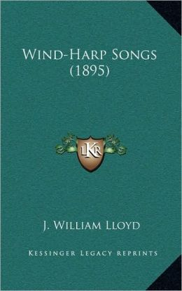 Wind-Harp Songs (1895)