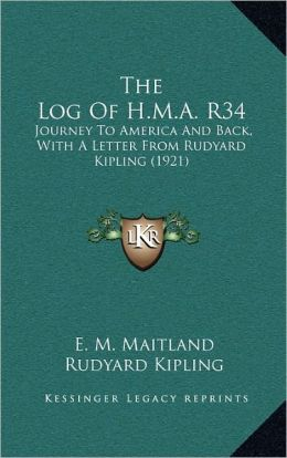 The Log Of H.M.A. R34